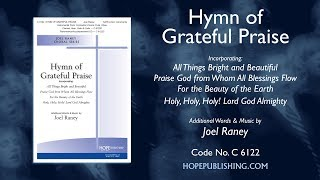 Hymn of Grateful Praise - Joel Raney screenshot 4