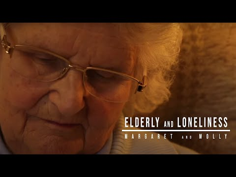 Elderly And Loneliness Documentary - Margaret And Molly