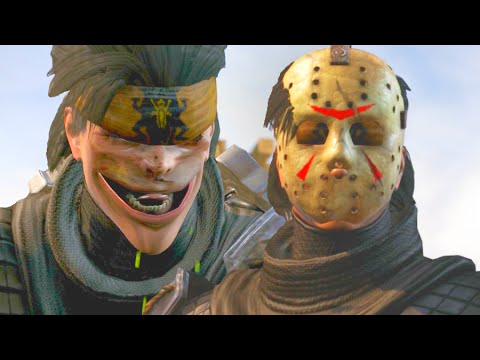Mortal Kombat X Takeda Performs All Character Victory Celebrations