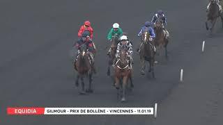 Vidéo de la course PMU PRIX DE BOLLENE