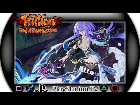 Trillion: God of Destruction - Levia Vs. Trillion (1/2)  