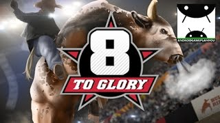 8 to Glory - Bull Riding Android GamePlay Trailer [1080p/60FPS] (By PBR INVESTMENTS, LLC)