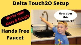 delta voice iq setup and test part 2