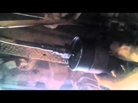 видео: lifan x60  Замена топливного фильтра