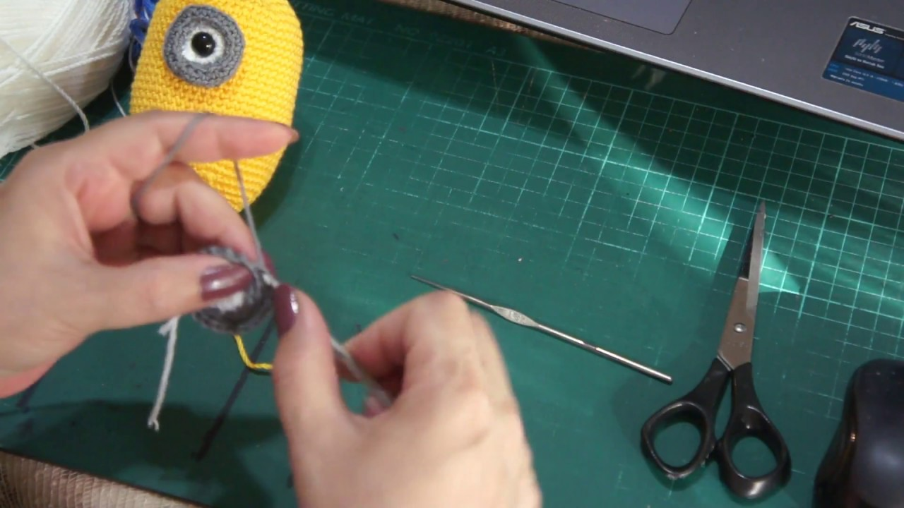 amigurumi minions – Önce Kadın | 720x1280