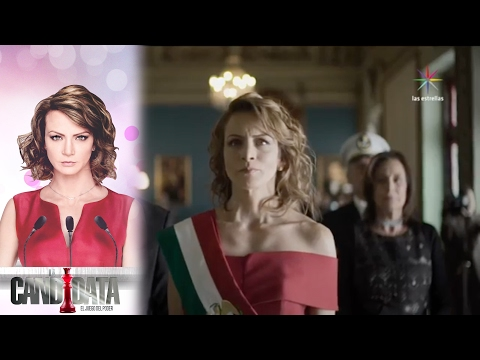 Escena final: Regina Presidenta | Gran final de La Candidata - Televisa