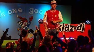 Kindermiddag 2018 met Kidz dj