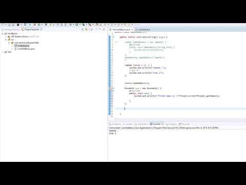 java-lamba-tutorial--part-2---implementing-runnable-with-lambda