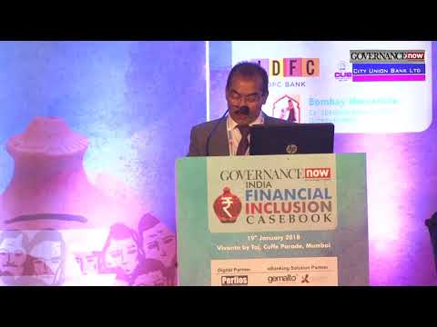 P C Panigrahi, General Manager (FI), Union Bank of India: FI Casebook
