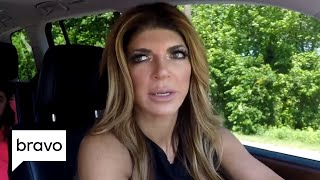 RHONJ: Teresa Gets Ready to Visit Joe Giudice (Season 8, Episode 13) | Bravo
