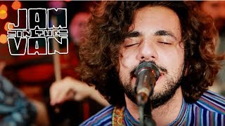 """THE MOSAICS - """"Prelude To Something Strange"""" (Live at JITV HQ in Los Angeles, CA) #JAMINTHEVAN"""