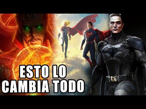 NO LO ESPERAMOS Marvel se hará cargo de DC Comics ¿Mega crossover para las películas? (RUMOR)