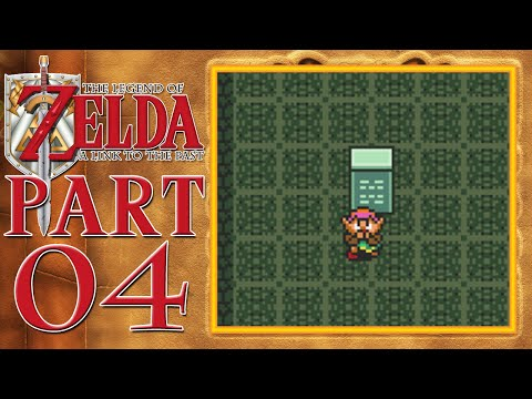 The Legend of Zelda: A Link to the Past - Part 4 | Book of Mudora