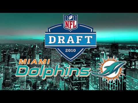 Miami Dolphins 2010 Draft Class Look Back