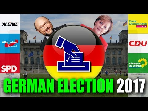 5 Facts About The German Federal Election 2017 - The Bundestagswahl!   Who, How & More!   VlogDave