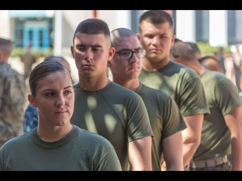 Marines let women join West Coast combat course