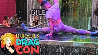 Werk the Runway: Heels Competition RuPaul's DragCon LA 2017