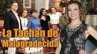 Equipo de Ventaneando Confirma que Ingrid Coronado ya Firmó con Televisa