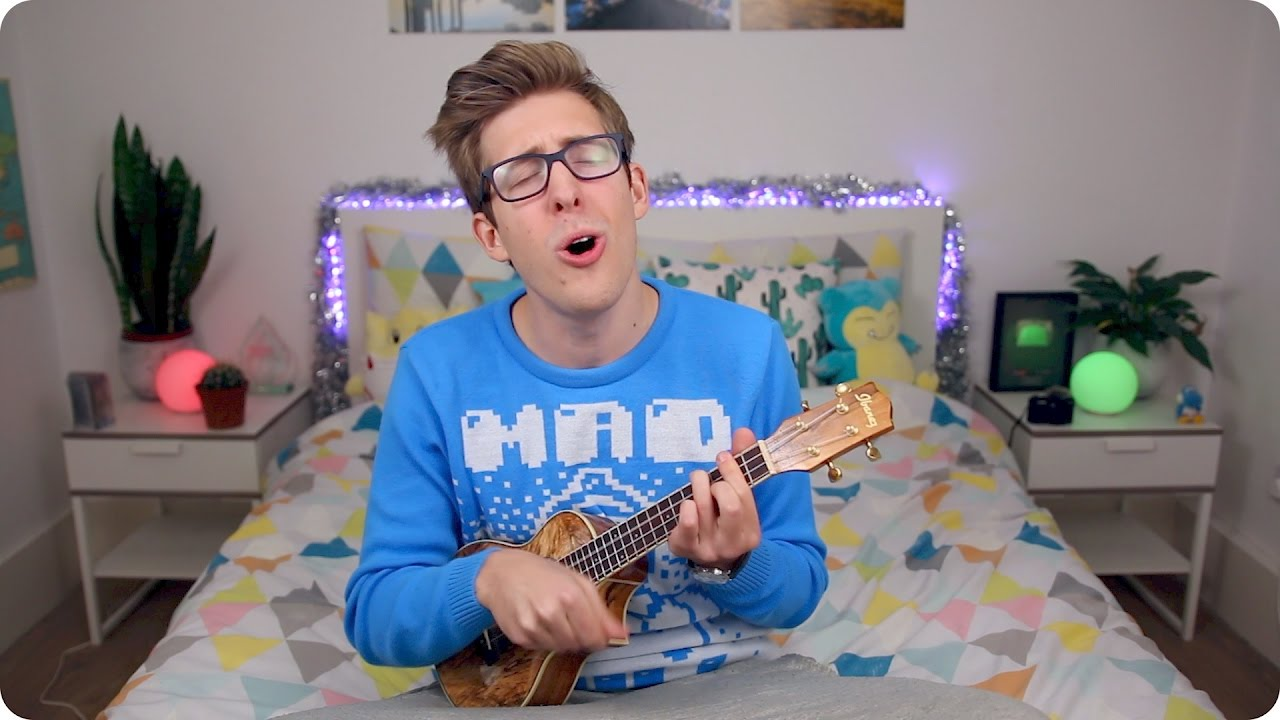 Merry Christmas Here's to Many More Relient K Cover | Evan Edinger ...
