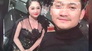 """Gambar cover Dewi Perssik ft Angga Wijaya """"Suara Hati"""""""