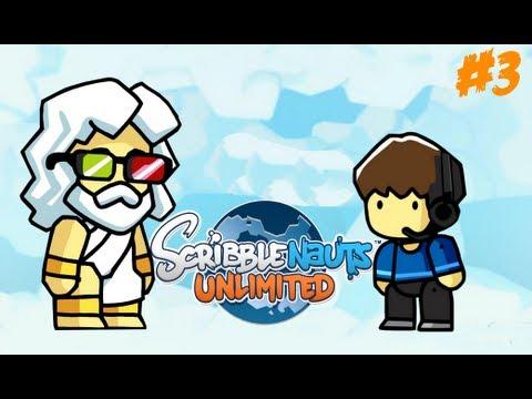 C'È DIO IN SCRIBBLENAUTS!! - Scribblenauts Unlimited - Parte 3