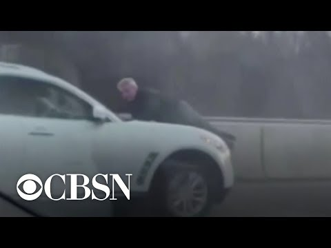 Wild Road Rage Incident Captured On Video