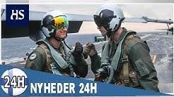 Lentäjä Juha Järvinen teki historiaa laskeutumalla ensimmäisenä suomalaisena Hornetilla USA:n lento