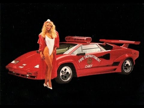 15 Awesome 80's Supercars bedroom posters