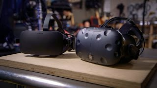 Tested In-Depth: Oculus Rift vs. HTC Vive