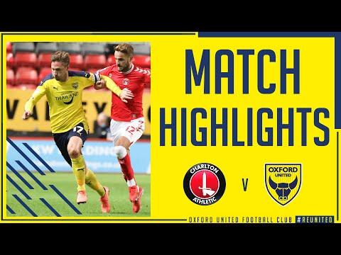Charlton Oxford Utd Goals And Highlights
