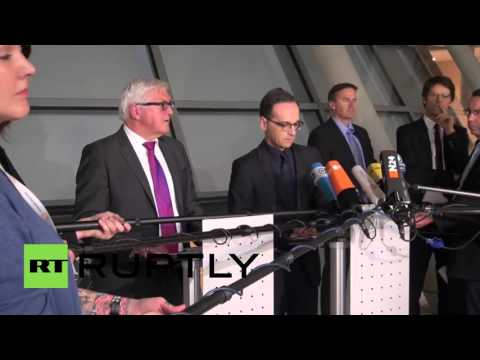 Germany: Steinmeier and Maas critisise Merkel for Boehmermann trial decision