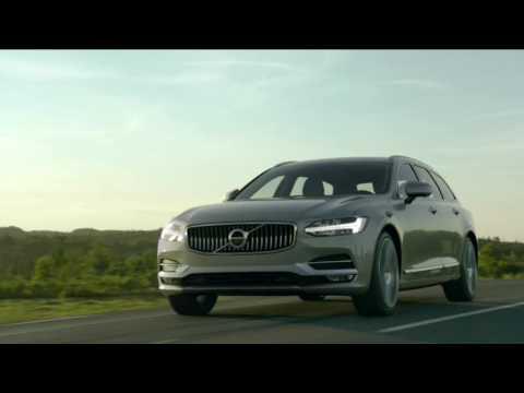 Canzone pubblicità Volvo V90 ottobre 2016