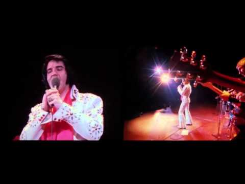 Elvis Presley - Burning Love With The Royal Philharmonic Orchestra (Video)