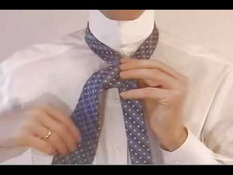 How to tie a tie easy step by step instructions youtube ccuart Images