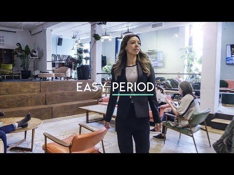 Easy. Strives To Eliminate the Stigma Around Menstruation
