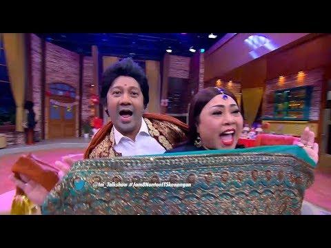 Ini Talk Show Heboh Kedatangan Sarung Khan dan Karbol