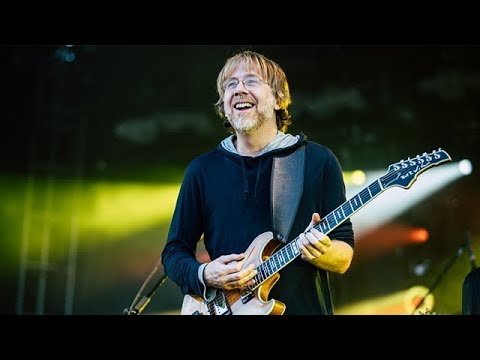 SUMMER CAMP SESSIONS 2017 VOL. 7: Trey Anastasio Band performing