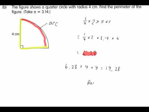 P6 Mathematics - Lesson on Thu, 12042018 1100am (Workbook Maths 6A - Chapter 5 Circles)
