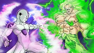 Frieza and Broly's Connection in Dragon Ball Super Broly