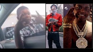 13yr Old Rapper Better Than All Ny Drill Rappers,Nba Youngboy,Kodak Black?.DA PRODUCT DVD