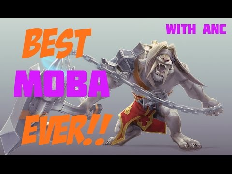Best MOBA Games   Android-IOS   The Coolest Ever!!...