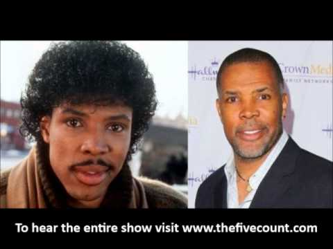Coming to America  Eriq La Salle