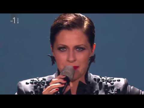 Nuska Drascek - Flower In The Snow - Live @ EMA 2017