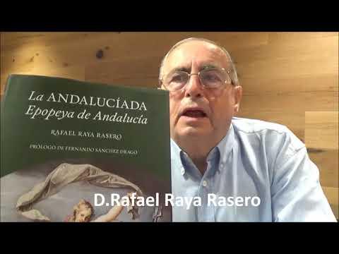 D. Rafael Raya Rasero, escritor, investigador Cervantino, entrevista en el Trópico, canal triana tv