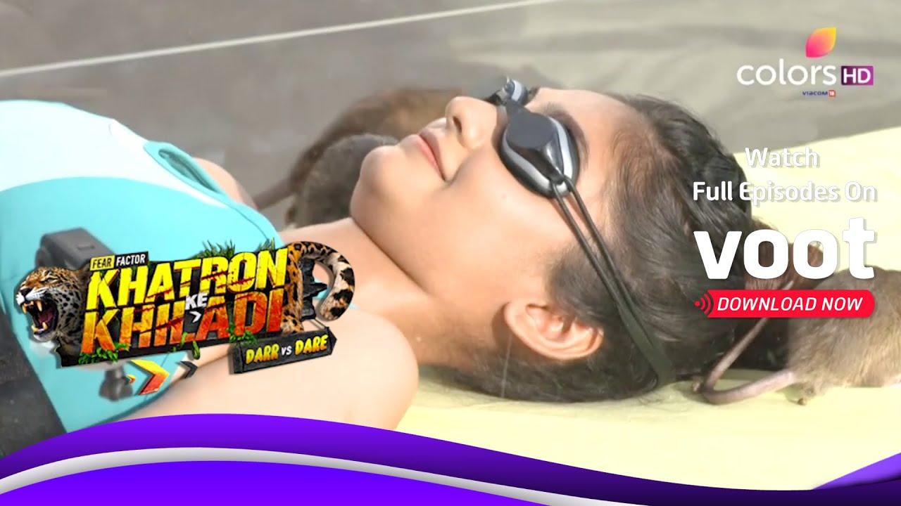 Download Khatron Ke Khiladi S11 | ख़तरों के खिलाडी S11 | Can Anushka Face The Rats?