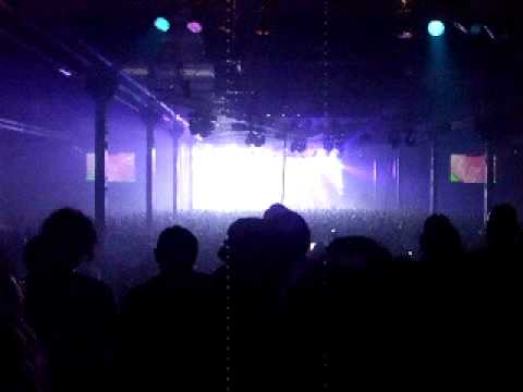 Aphex Twin + Hecker@STRP Eindhoven 040409 live Mookid!!!