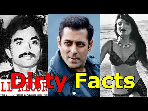 10 Unknown And Dirty Facts About Bollywood That Will Blow Your Mind!