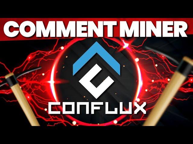 Comment miner du Conflux CFX ?