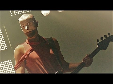 Rammstein - Du Hast Live Made In Germany Tour 2011 [White Mask Version]