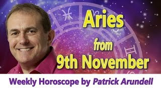Aries Weekly Horoscope from 9th November 2015